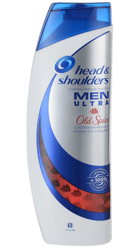 Шампунь HEAD & SHOULDERS Old Spice 400мл